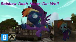 Rainbow Dash as Mare-Do-Well [SFM GMOD DL]