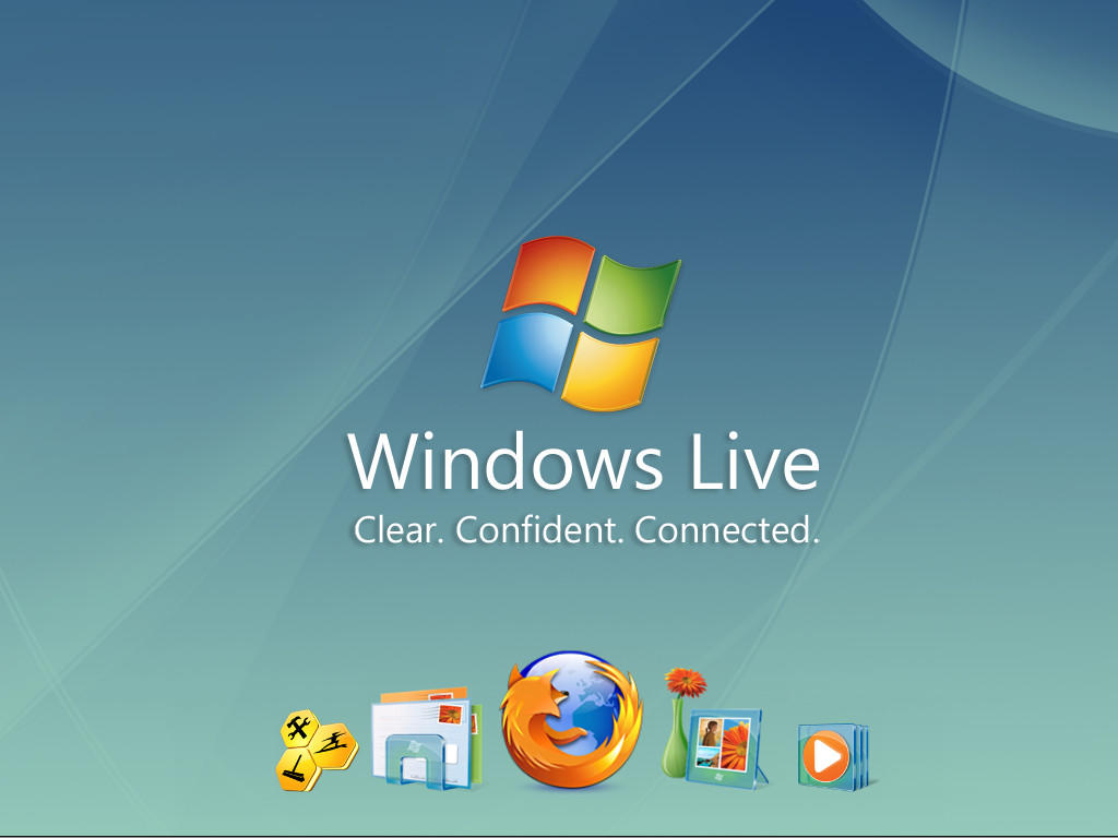 New Windows Live Pack For Windows XP