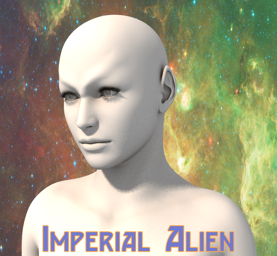 Imperial Alien for Genesis by JeremyVilmur