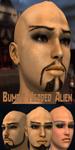 Bumpy Headed Alien 3 pack for Genesis by JeremyVilmur