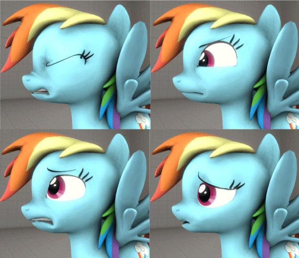SFM/DL] Animated Pony Eyebrows by Nutrafin on DeviantArt