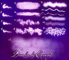 A few useful brushes by Enamorte