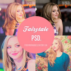 Fairytale PSD