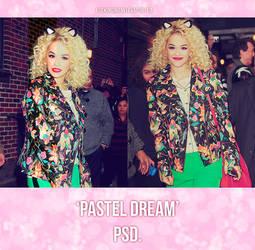 Pastel PSD.