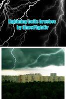 Lightning Bolt Brushes V1 by Andrei-Oprinca