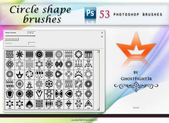 Circles and Shape brushes