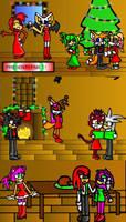 Sonic Christmas Game