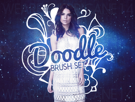 Doodle Brush Pack by WeAreAHurricane14