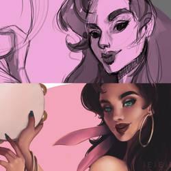 Esmeralda-process