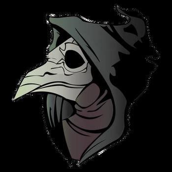 Plague doctor by ZuniHorrendus