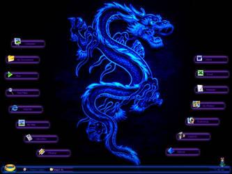 Dragon's Fly by ilaguna