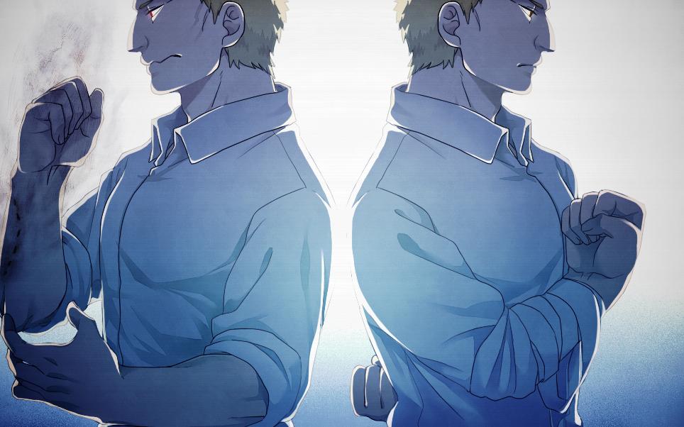 RQ) Twist of Fate [Reiner x Reader] by ImitationEve on