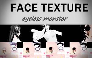 TDA Eyeless monster face Texture by DeadTsarevna