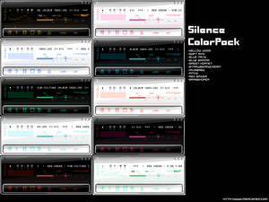 Silence 1.0 Pack by mercy