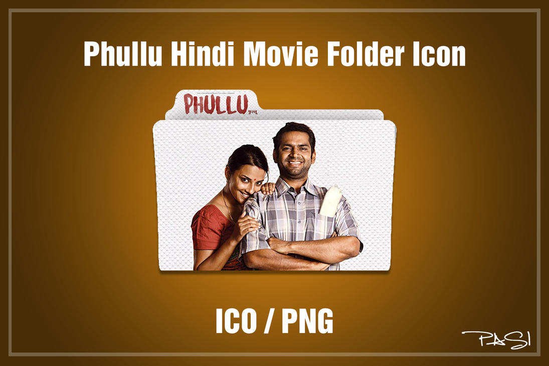 Pullu Hindi Movie Folder Icon By Pasi99