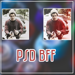 Psd Bff by BlessedParadise