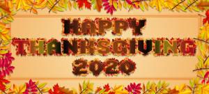 Pm Happy Thanksgiving Banner