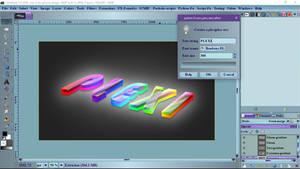 Pm Plexi Text Effect