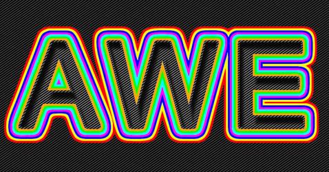Color Carvedin Text plugin
