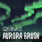 Aurora Brush (Photoshop)