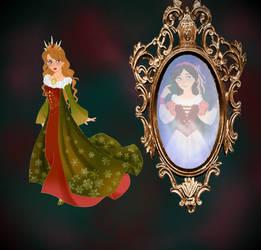 Mirror Mirror... by musicmermaid