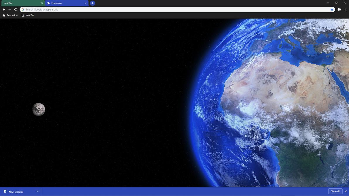 earth like moon - HD1920×1080