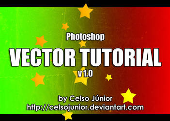 Photoshop Vector Tutorial v1.0 by celsojunior