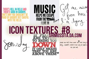 icon textures set8 by Shimossita