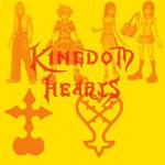 kingdom hearts brushes