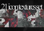 21 icon textures set