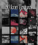 50 Icon Textures Pack