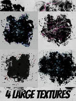 4 Large Textures Pack 2
