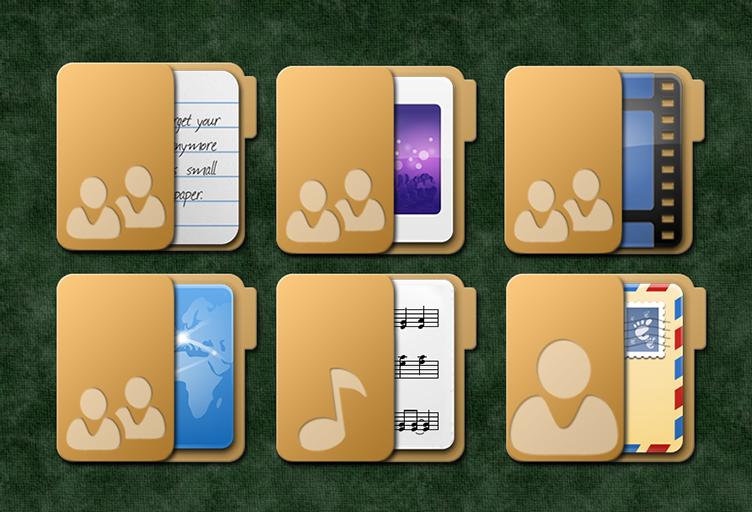 Misc. System Folders (via c242) by TraYse101