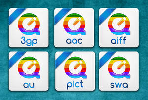 Quicktime Filetypes