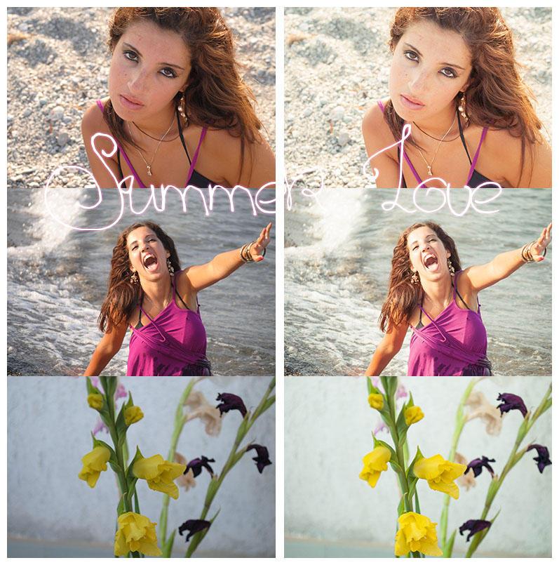 Summer Love Lightroom Preset by MartaLilita