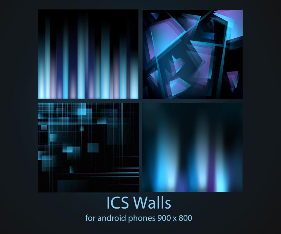 Ice Cream Sandwich Wallpaper: Ice Cream Sandwich Wallpaper For Android By Late8 On