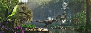 Juvenile T-rex