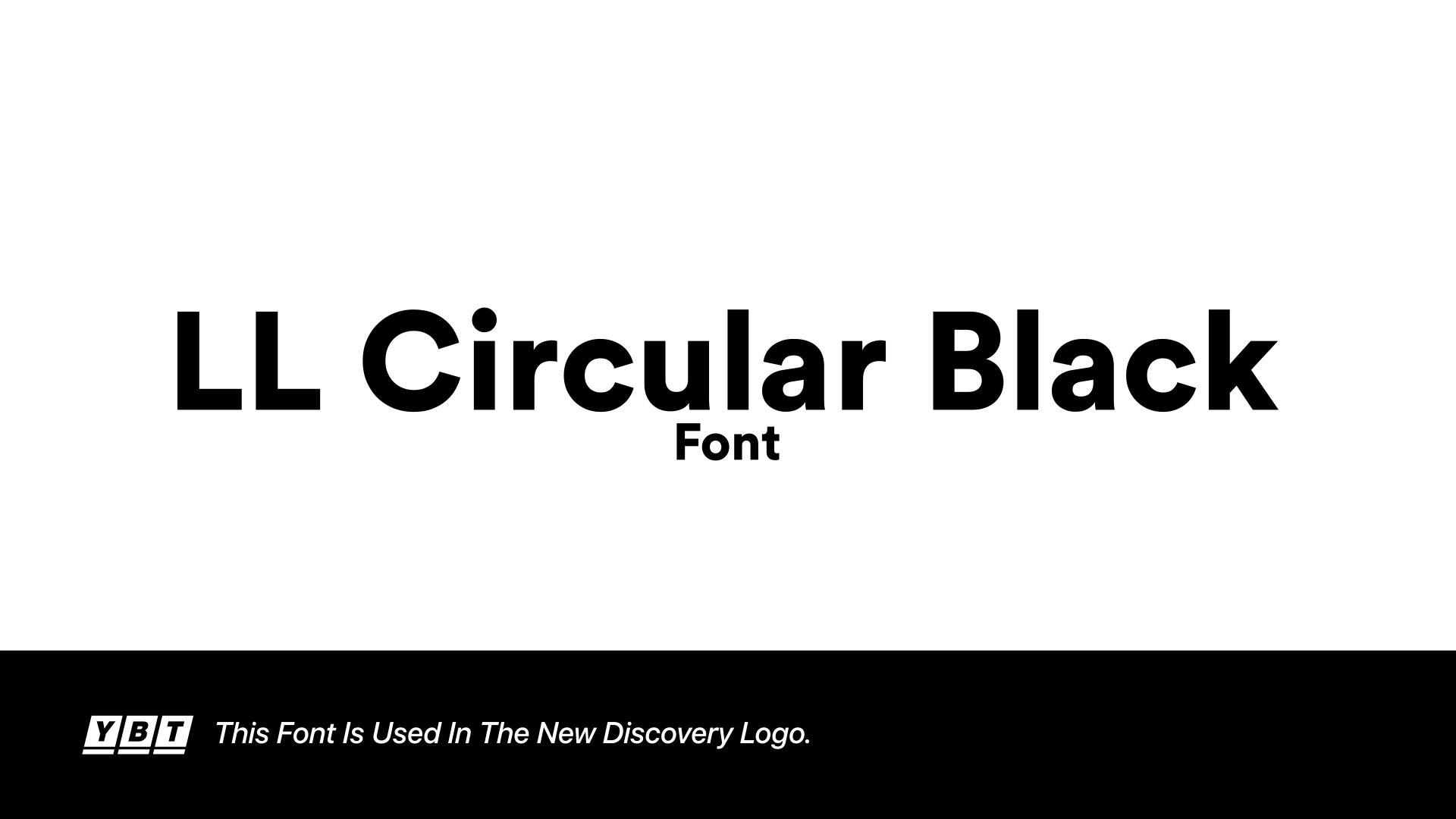 LL Circular Black Font by YbtOffical on DeviantArt