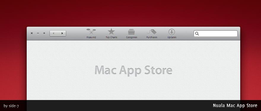 Nuala Mac App Store by Side-7