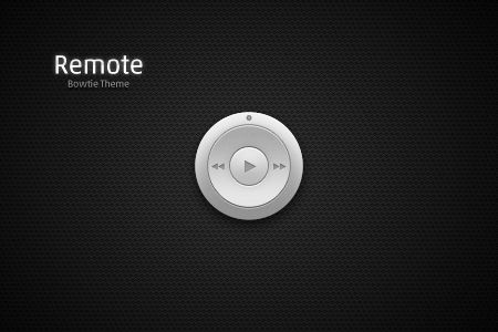 Bowtie Theme - Remote