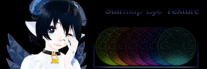 [MMD] Starmap Eyes + Download