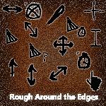 Rough Around the Edges cursors