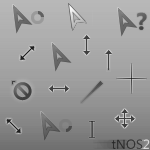 tNOS2- Polished Graphite