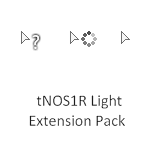tNOS1R Light Extension by usedHONDA