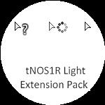 tNOS1R Light Extension by usedHONDA