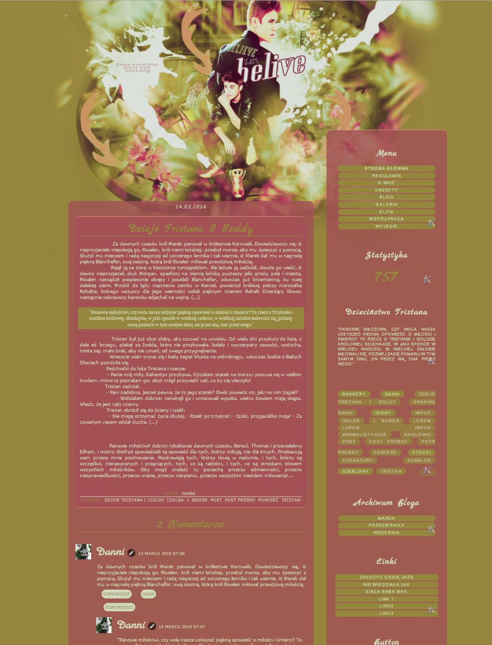 Belive For Fantasitc--graphic.blogspot by DanniNH