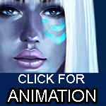 Kida - Animation by MagicnaAnavi