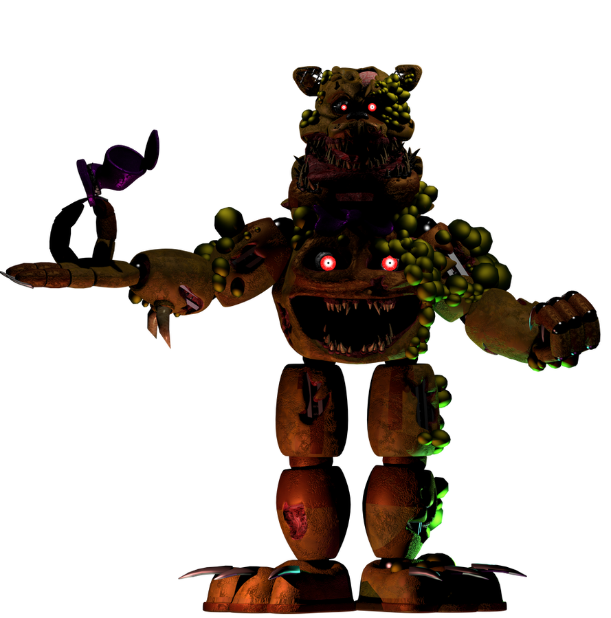 Repaired Foxy Blender Download By Theclassyplushtrap On