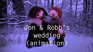 'I take this man' - Jon and Robb's wedding by CerseiDM