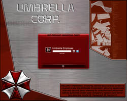 Umbrella Corp BOW Log-in